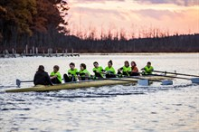 Camp immersion aviron