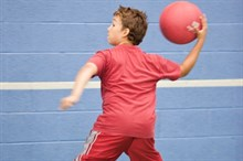 Camp option handball