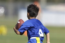Camp option flag football