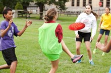 Camp option Ultimate Frisbee