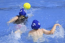 Camp option water-polo