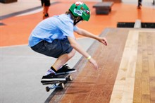 Camp immersion skateboard et trottinette