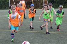 Camp d'été option soccer
